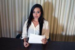 Jenna Sativa Spanks Her Boss