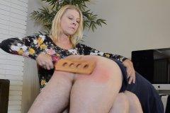 Miss Cassie Spanks Her Husband